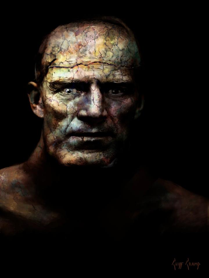 CliffCramp_FrankensteinsMonster18x24 copy