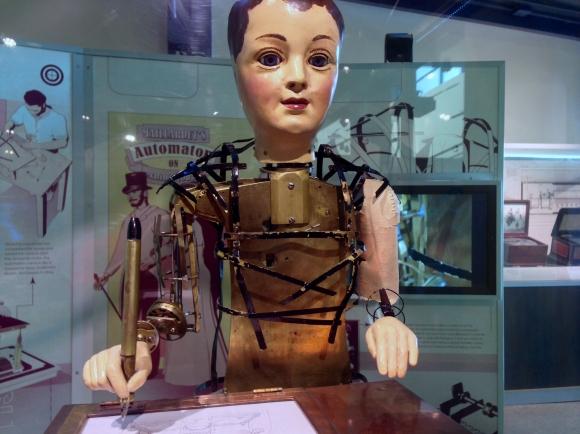 Maillardet's_automaton